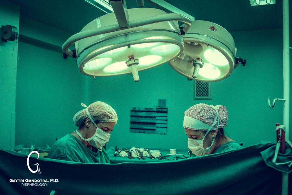 Kidney Transplant Process